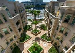 Watermark Condos San Diego - Courtyard